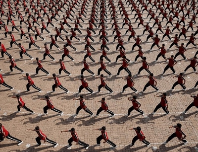 Shaolin Temple Tagou Martial Arts School | Henan, China | Travel BL