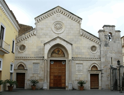 Sorrento Cathedral | Sorrento, Italy | Travel BL
