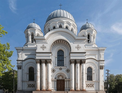 St. Michael the Archangel Church | Kaunas, Lithuania | Travel BL