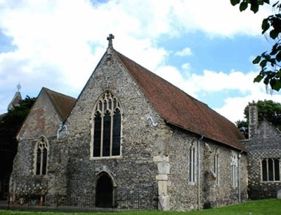 St Mildred's Church | Canterbury, England,UK | Travel BL