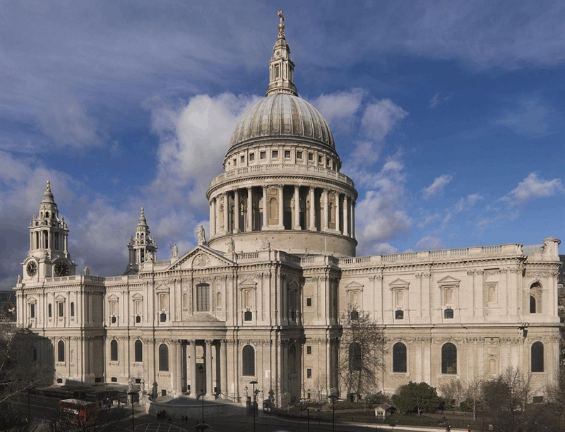 St. Paul's Cathedral | London, England,UK | Travel BL