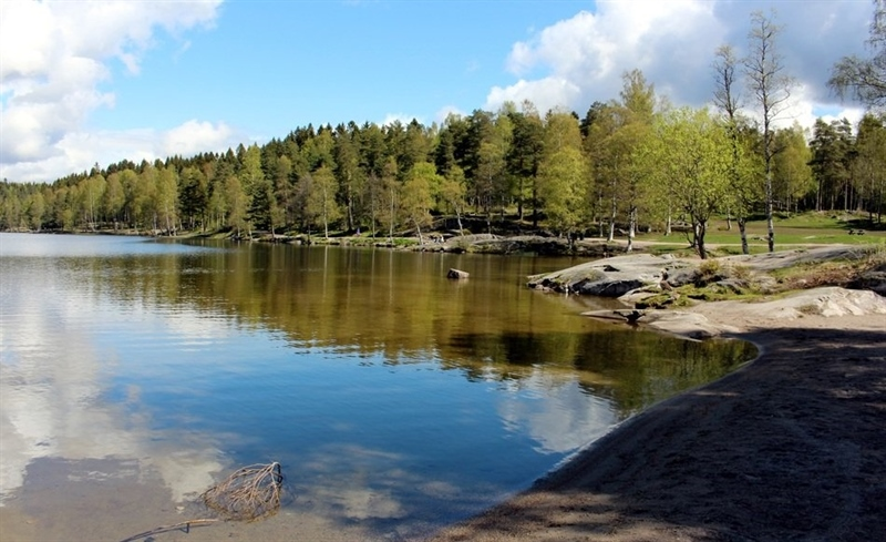 Stroll around the Sognsvann Lake | Oslo, Norway | Travel BL