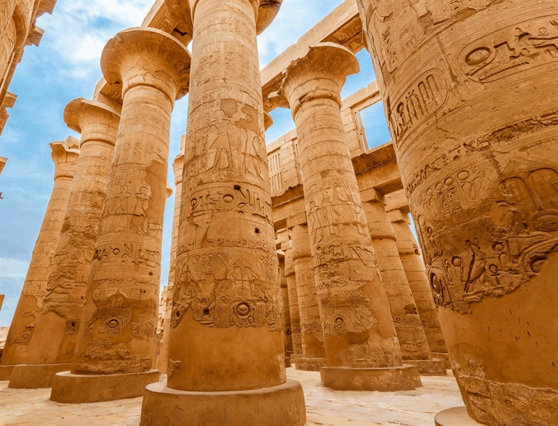Temple of Karnak | Luxor, Egypt | Travel BL