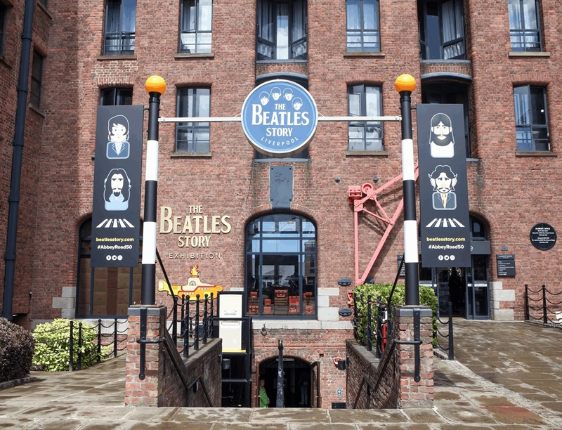 The Beatles Story | Liverpool, England,UK | Travel BL