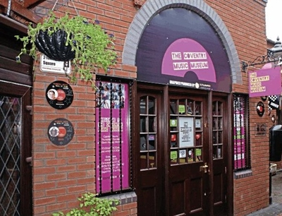 The Coventry Music Museum | Coventry, England,UK | Travel BL