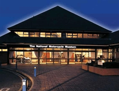 The National Motorcycle Museum | Coventry, England,UK | Travel BL