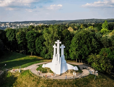 Three Crosses | Vilnius, Lithuania | Travel BL