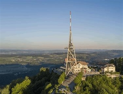 Uetliberg Lookout Tower | Zurich, Switzerland | Travel BL