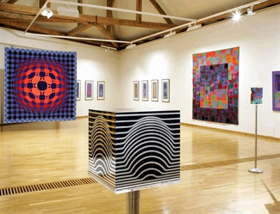 Victor Vasarely Museum | Pecs, Hungary | Travel BL