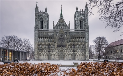 Visit Nidaros Cathedral  | Trondheim, Norway | Travel BL