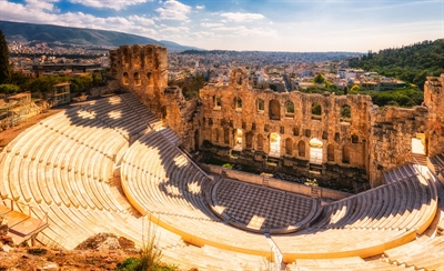 Visit Odeon of Herodes Atticus | Athens, Greece | Travel BL