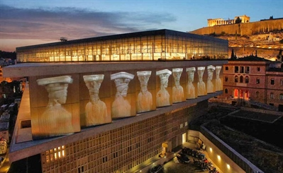 Visit the Acropolis Museum | Athens, Greece | Travel BL
