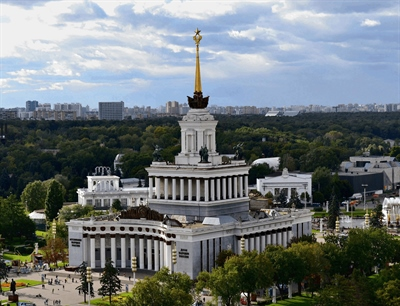 Visit the All-Russian Exhibition Center | Moscow, Russia | Travel BL