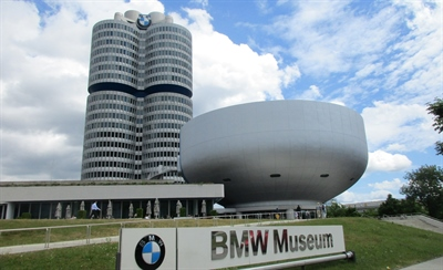 Visit the BMW Museum | Munich, Germany | Travel BL
