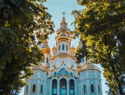 Visit the Church Of The Holy Myrrh-Bearers | Kharkiv, Ukraine | Travel BL