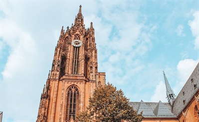 Visit the Frankfurt Cathedral | Frankfurt, Germany | Travel BL