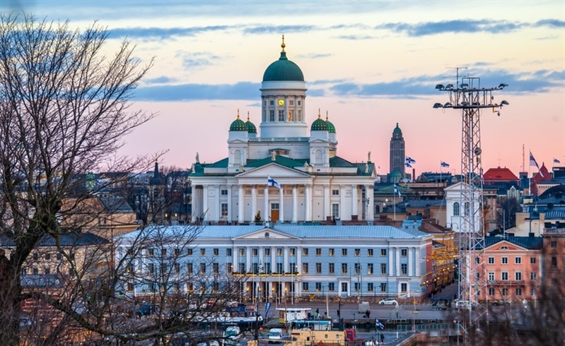 Visit the Helsinki Cathedral | Helsinki, Finland | Travel BL