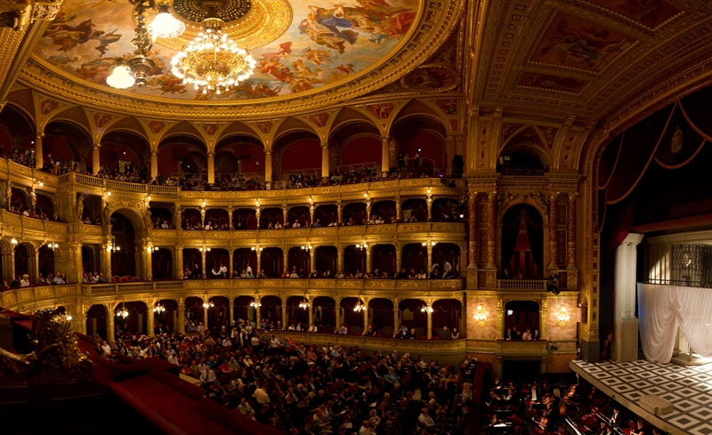 Visit the Hungarian State Opera House | Budapest, Hungary | Travel BL