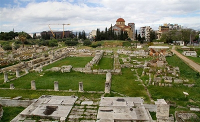 Visit the Kerameikos | Athens, Greece | Travel BL