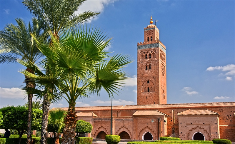 Visit the Koutoubia Mosque | Marrakech, Morocco | Travel BL