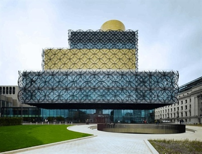 Visit the Library of Birmingham | Birmingham, England,UK | Travel BL