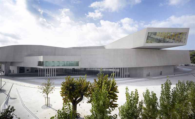 Visit the MAXXI - National Museum of 21st Century Art | Rome, Italy | Travel BL