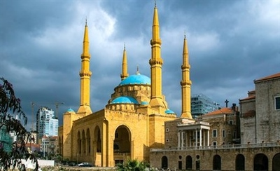 Visit the Mohammad Al-Amin Mosque | Beirut, Lebanon | Travel BL