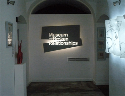Visit the Museum of Broken Relationships | Zagreb, Croatia | Travel BL