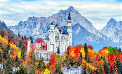 Visit the Neuschwanstein Castle | Munich, Germany | Travel BL