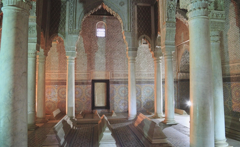 Visit the Saadian Tombs | Marrakech, Morocco | Travel BL