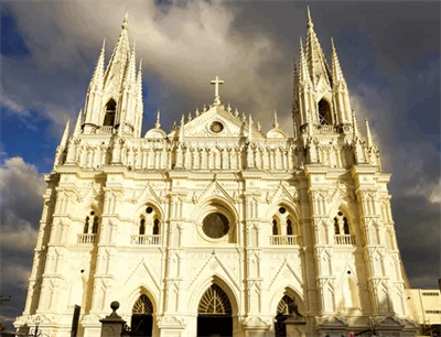 Visit the Santa Ana Cathedral | Salvador, Brazil | Travel BL