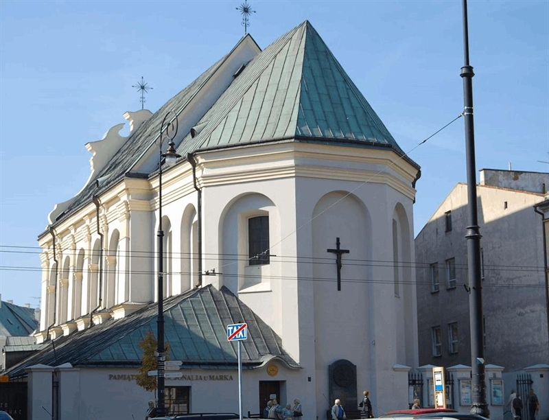 Visit the St Peter the Apostle Church | Lublin, Poland | Travel BL