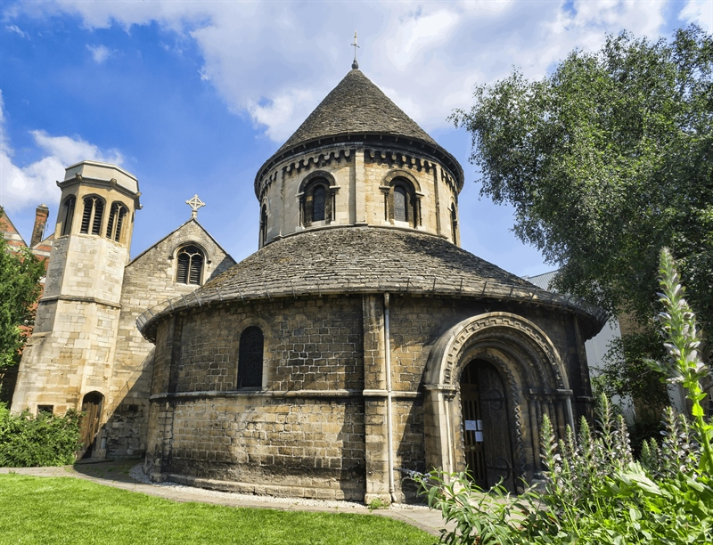 Visit the The Round Church | Cambridge, England,UK | Travel BL