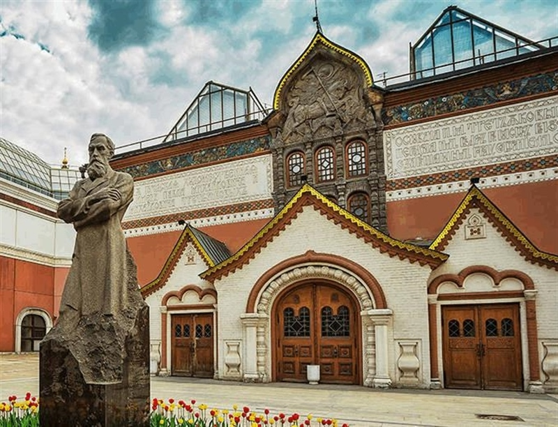 Visit the The State Tretyakov Gallery | Moscow, Russia | Travel BL
