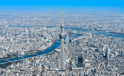 Visit the Tokyo Skytree | Tokyo, Japan | Travel BL