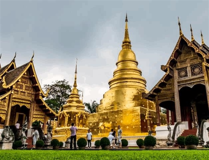Wat Phra Singh (Gold Temple) | Chiang Mai, Thailand | Travel BL