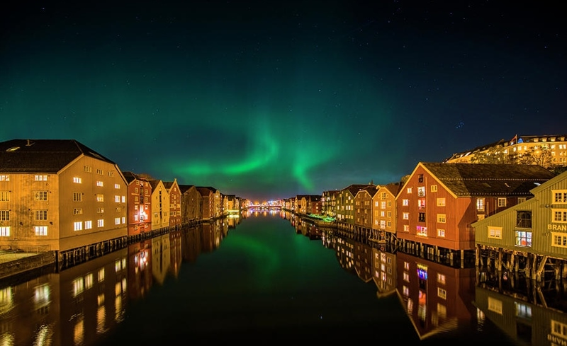 Watch the Northern Lights | Trondheim, Norway | Travel BL