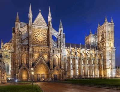 Westminster Abbey | London, England,UK | Travel BL